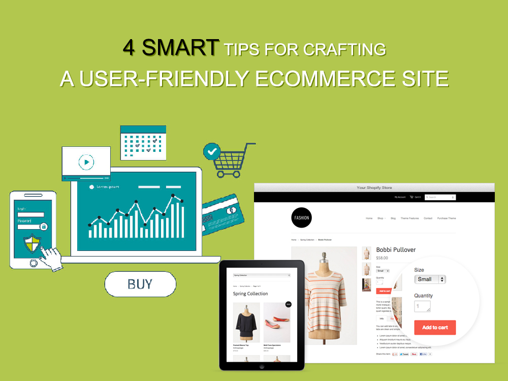 User-Friendly-Ecommerce-Site