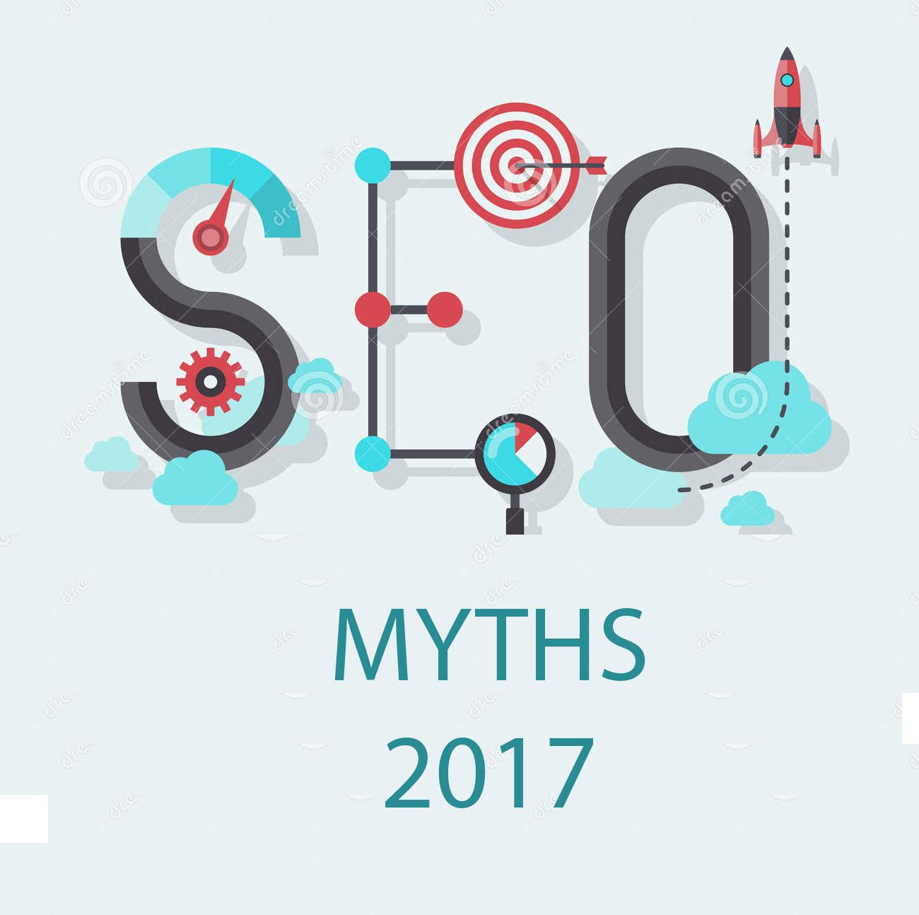 SEO Myths in 2017