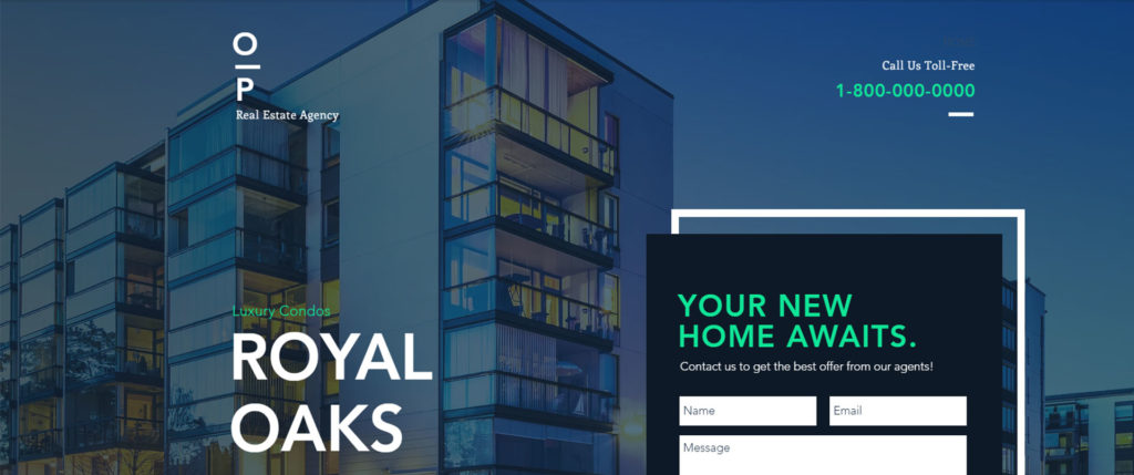 What Does a Good Real Estate Website Need