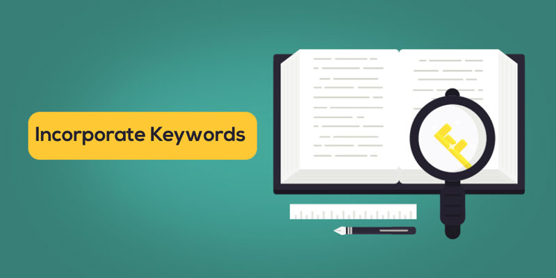 Incorporate Keywords