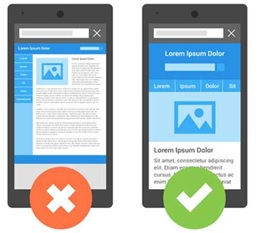 Website Navigation on Mobile Devices
