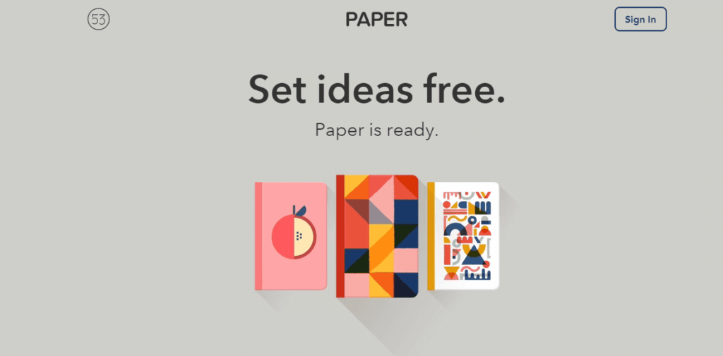 Paper-great-UI