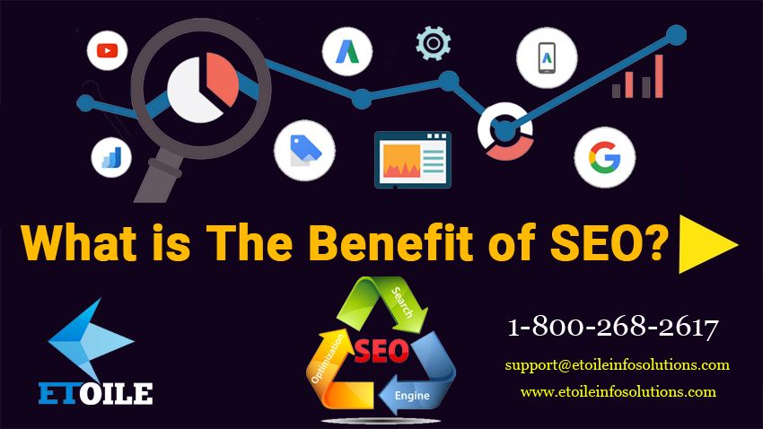 What is the benefit of SEO?