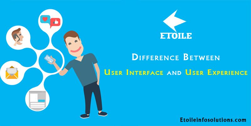 Are There any Difference between User Interface and User Experience?
