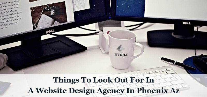 Website Designing Agency in Phoenix AZ