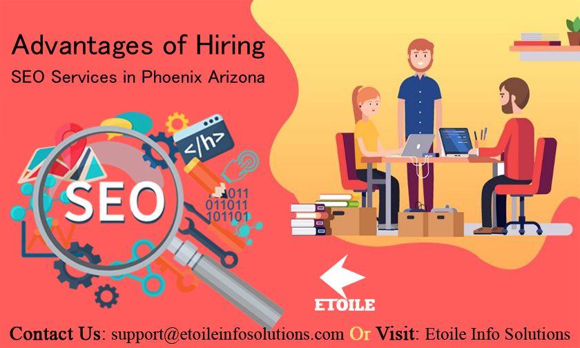Advantages of Hiring SEO Services in Phoenix Arizona